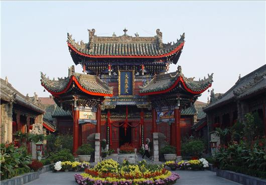 Memorial Temple of Lord Bao