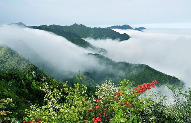 Mt. Jinggang